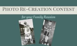 Photo Re-Creation Contest -- Boundless Genealogy
