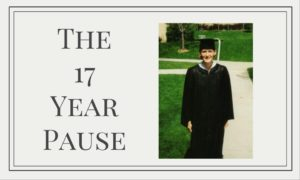 The 17 Year Pause -- Boundless Genealogy
