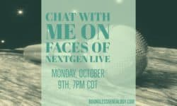 Chat with Me on Face of NextGen Live -- Boundless Genealogy