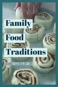Family Food Traditions -- Boundless Genealogy